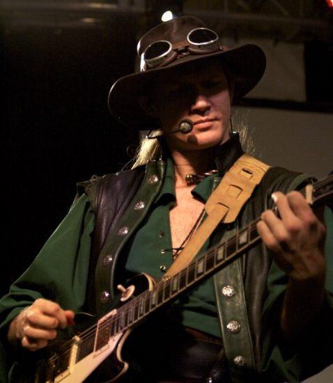 Steampunk Guitarist Doug Bischoff